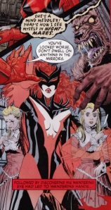 The New NEW 52 Batwoman