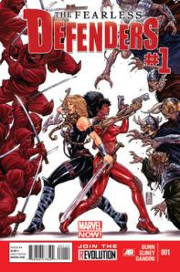 fearless defenders cover