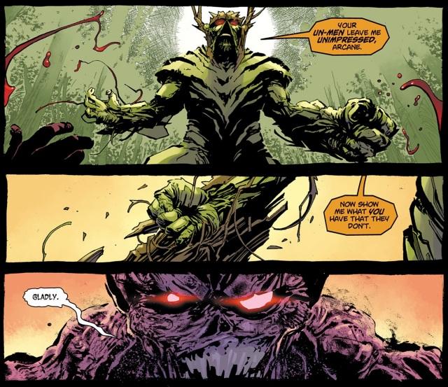 Swamp Thing #11.