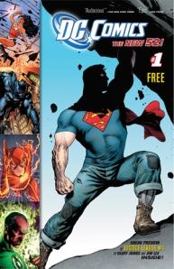 DC Comics: The New 52 #1