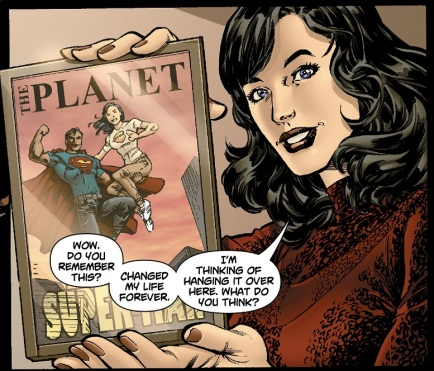 Lois Lane solo comic