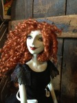 scary godmother doll