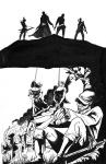 Drew Zucker, Skybreaker, BOOM! Studios, creator owned comics, western