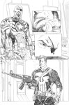 Dave Acosta, BOOM! Studios, Punisher, Nick Fury