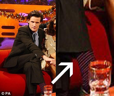 This image humbly stolen from tumblr matt-smith-socks..