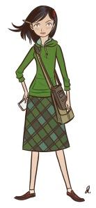 Lois Lane Girl Reporter, Dean Trippe, art by Daniel Krall