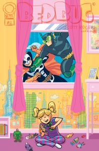 Bedbug Cover #2, Dean Trippe