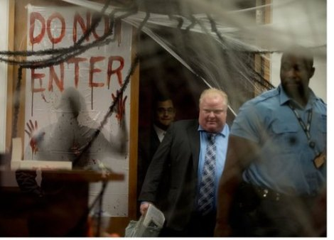 haunted rob ford