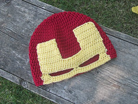 iron man hat