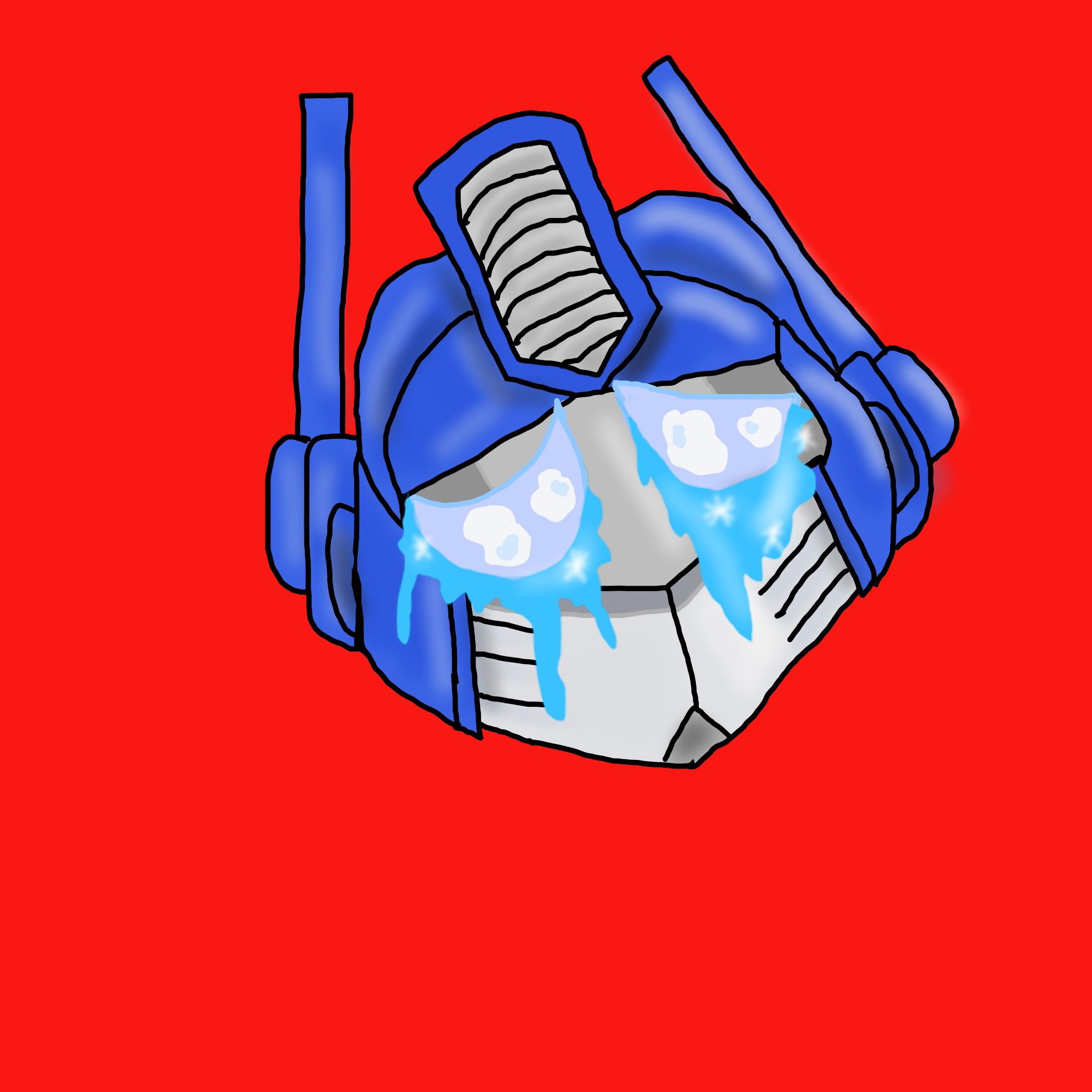 Optimus Weeps