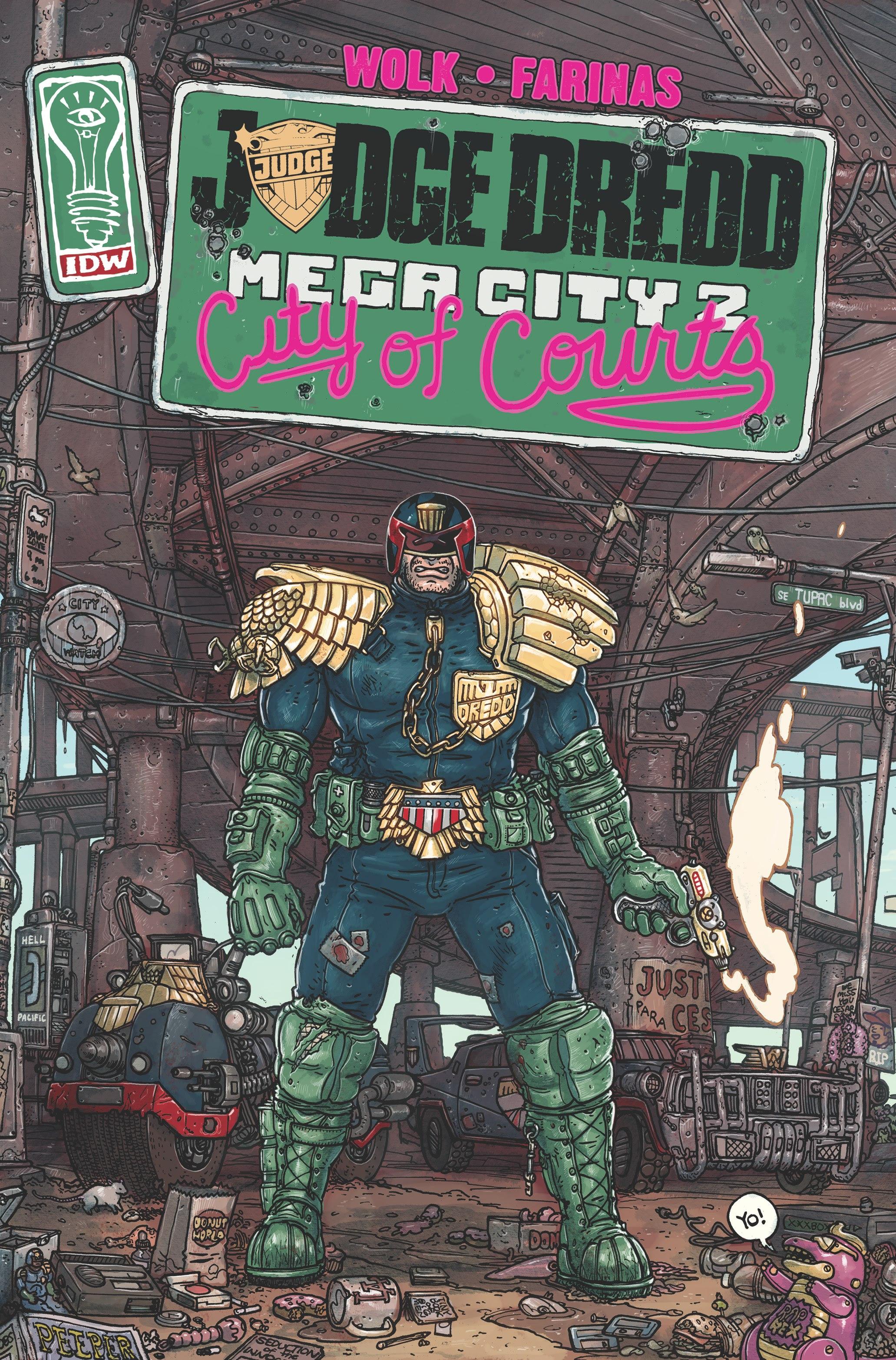 mega-city 2