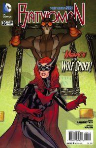 batwoman 26 cover