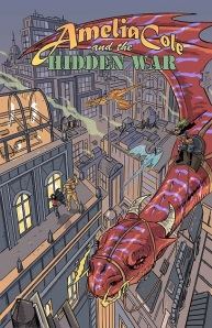 Hidden war cover