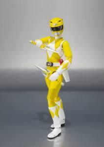 S.H.-Figuarts-Yellow-Ranger-1
