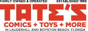 TATE'S Comics, Inc.