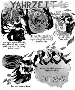 yahrzeit page one
